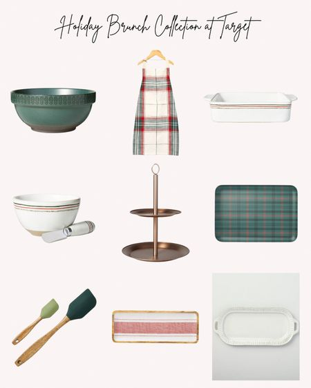 Holidays, Christmas, baking, kitchen, dining, bowls, aprons, serving trays, platters, baking dishes, spatula  Follow me for more ideas and sales.   Double tap this post to save it for later    #LTKunder50 #LTKhome #LTKHoliday