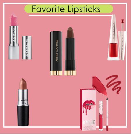 My favorite lippies #nationallipstickday 💄  #LTKunder50 #LTKbeauty #LTKsalealert