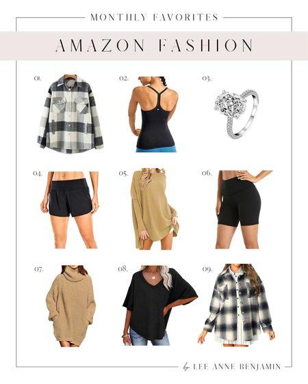Amazon fashion favorites for august!   #LTKsalealert #LTKstyletip #LTKunder50