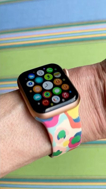 This Apple Watch band might be the cutest I've seen so far! Linking a bunch of my faves for you!  #LTKstyletip #LTKunder50