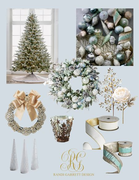 My favorite Christmas tree that lasts for years and some of the decor I'll be using this Christmas!  #LTKHoliday #LTKSeasonal #LTKhome