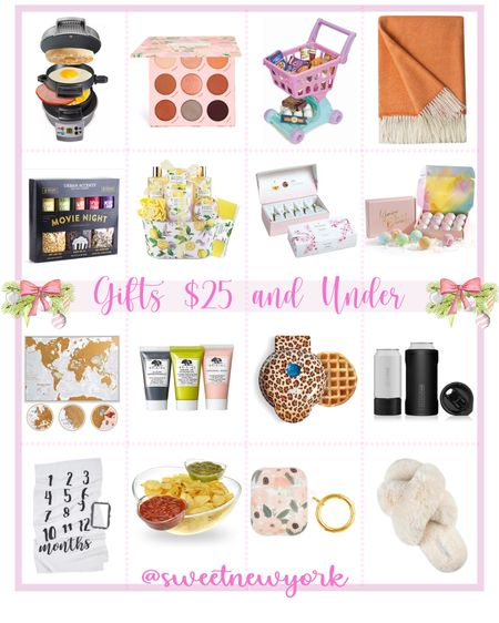 Holiday gift guide gift ideas for everyone home decor gifts hostess gifts kids gift guide amazon finds amazon gifts $25 and under http://liketk.it/30dvc #liketkit @liketoknow.it #LTKhome #LTKunder50 #LTKstyletip