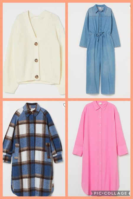H&M has some SUPER cute fall pieces as usual. These are a few of the things that I have in my cart right now! Get them before they sell out!   #LTKSeasonal #LTKbacktoschool #LTKstyletip
