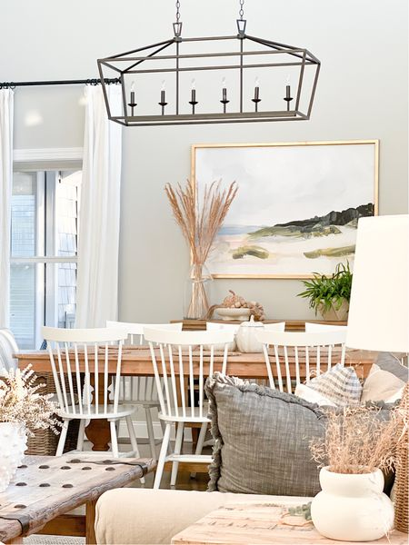 Coastal decor Living room decor Dining room decor Fall decor Seasonal decor   #LTKSeasonal #LTKhome