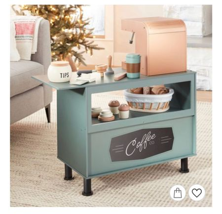 Magnolia kids coffee bar is finally available for purchase! Snagged one for Rad!  #LTKkids #LTKGiftGuide #LTKHoliday