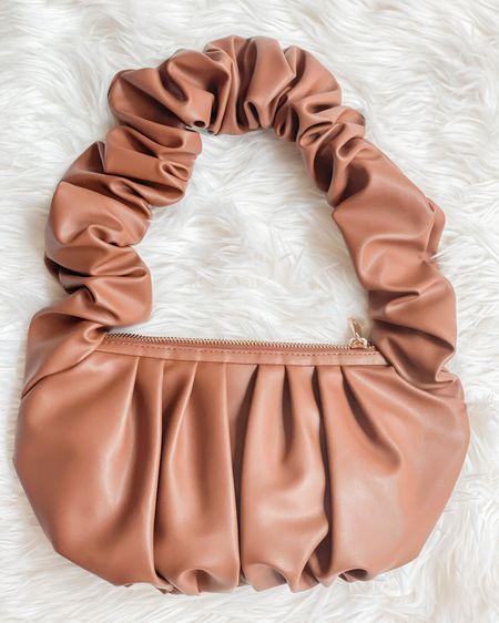 Super cute Ruched bag for less than $15! #LTKsalealert #ruchedbag #ruchedshoulderbag #trendybags #summerbags http://liketk.it/3dtSX @liketoknow.it #liketkit