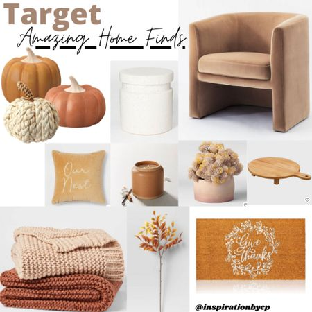 Cozy up for the season with these amazing items! ✨Fall home decor, fall candles, fall pillows , pumpkins, throw blankets   #LTKhome #LTKstyletip #LTKSale