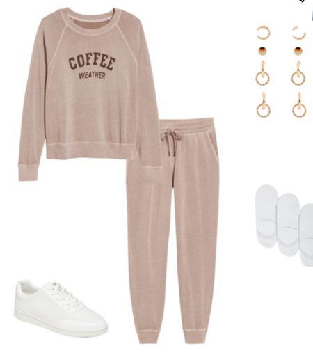 Cozy loungewear   #LTKunder50 #LTKstyletip #LTKSeasonal
