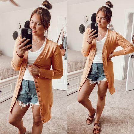 Amazon fashion light weight sweater wearing medium Target high rise jeans TTS  http://liketk.it/3h2hs #liketkit @liketoknow.it
