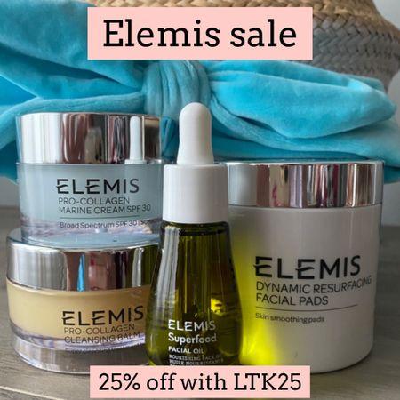 Elemis sale  Follow my shop on the @shop.LTK app to shop this post and get my exclusive app-only content!  #liketkit #LTKbeauty #LTKsalealert #LTKSale @shop.ltk http://liketk.it/3oaLO