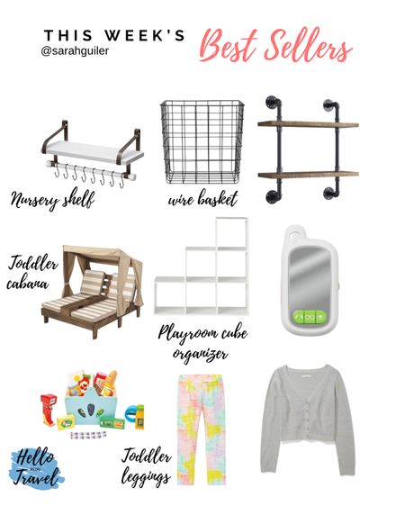 This week's best sellers. Home decor. Home organization. Pipe shelves. Kids cabana. Toddler lounge chair. Kids pool chair. Toddler toys. Baby toys. Cube organizer. Nursery shelf. Nursery organization. Outdoor patio. @liketoknow.it @liketoknow.it.family @liketoknow.it.home http://liketk.it/3gmje #liketkit #LTKbaby #LTKfamily #LTKhome