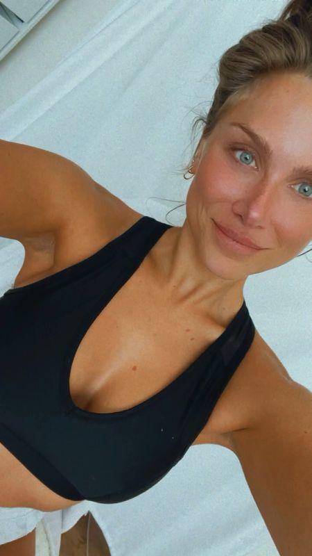Today's workout =  done ✔️   Supportive comfortable sports bras are a huge help 😁   #LTKSeasonal #LTKsalealert #LTKbacktoschool