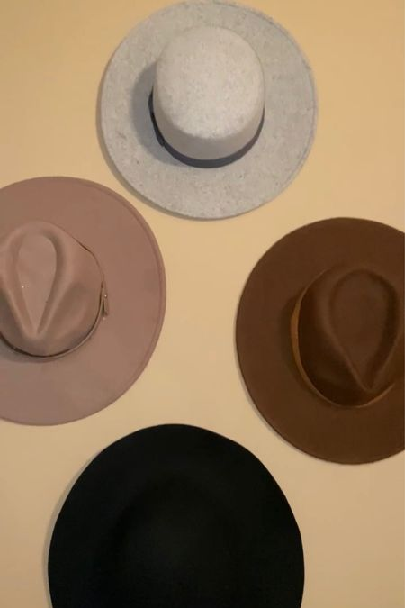 Loving felt and floppy hats and found this easy way to display them and keep them in shape with these hooks from #target   #LTKcurves #LTKunder50 #LTKstyletip