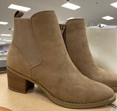New Target shoes  Fall boots Target boots New arrivals   #LTKstyletip #LTKshoecrush #LTKunder50