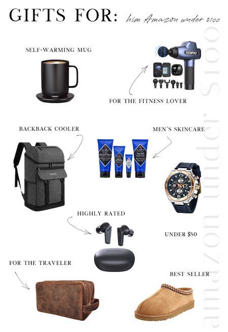 Holiday Gift Guide ❄️  #LTKmens #LTKGiftGuide #LTKunder100