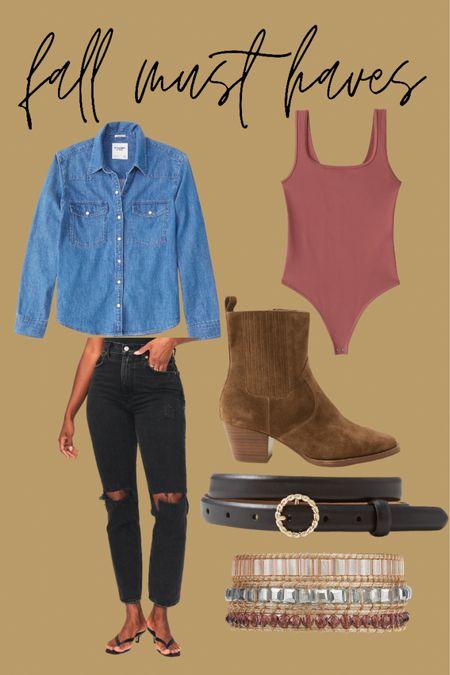 Abercrombie sale ends tonight! Grab these fall staples to add to your capsule wardrobes.   #LTKbacktoschool #LTKSeasonal #LTKsalealert