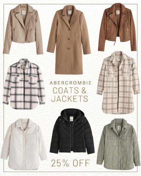 25% off Abercrombie items today!   #LTKSale