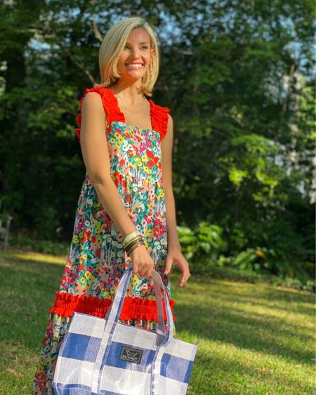 Bright colors for summer in this stunning sundress http://liketk.it/3fRwL #liketkit @liketoknow.it #LTKwedding #LTKstyletip #LTKtravel You can instantly shop my looks by following me on the LIKEtoKNOW.it shopping app