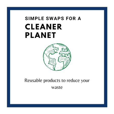 REUSABLE ZIP BAGS: Simple swaps to reduce your waste