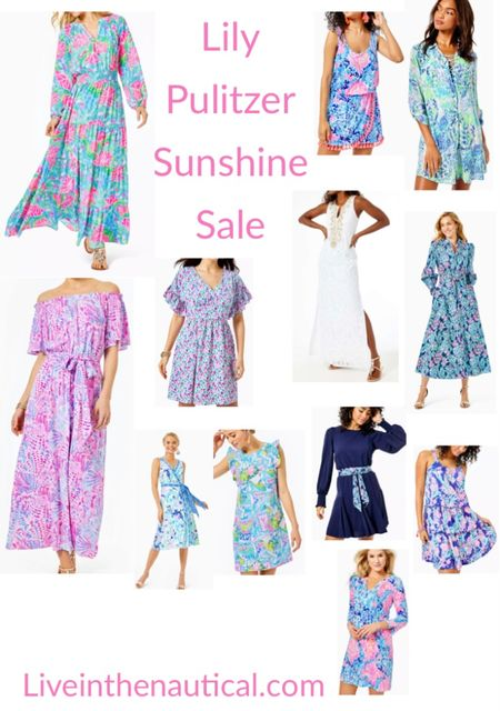 The Lilly Pulitzer Summer Sunshine Sale is here!  Lilly Pulitzer never goes on sale except for twice a year and that time is now! For 48 hours favorite patterns and styles are majorly discounted!   #LTKsalealert #LTKstyletip #LTKunder100