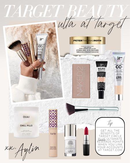 Ulta at Target, beauty finds, gift ideas   #LTKunder100 #LTKunder50 #LTKbeauty