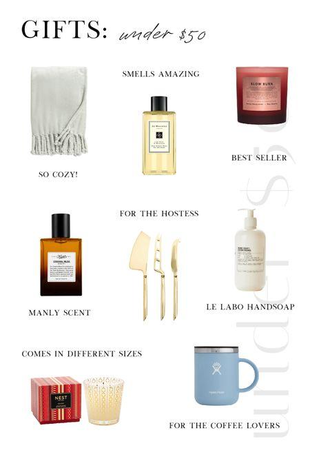 Holiday Gift Guide ❄️  #LTKGiftGuide #LTKHoliday #LTKunder50