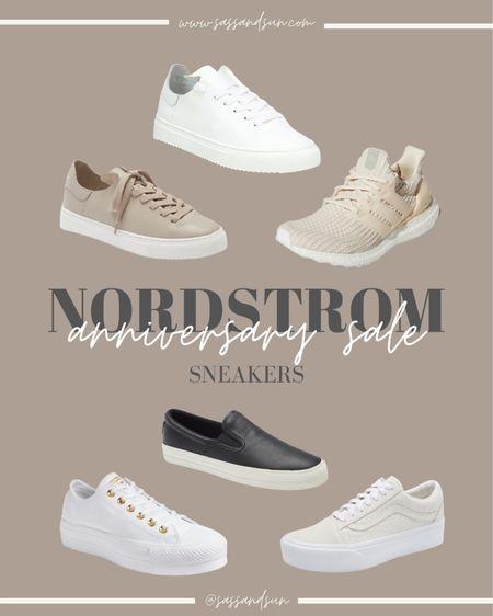 Nordstrom Anniversary Sale Sneakers #nsale   #LTKsalealert #LTKshoecrush #LTKunder50