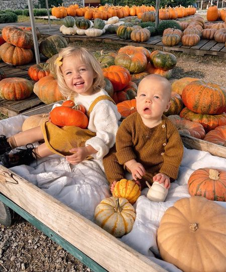 Pumpkin Patch outfits 🎃  #LTKfamily #LTKkids #LTKbaby