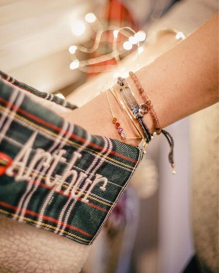 http://liketk.it/33jN0 #liketkit @liketoknow.it stocking stuffer, stackable bracelet, Christmas present for mom, customized bracelet, birthstone bracelet, anniversary bracelet, bracelet stack #LTKsalealert #LTKgiftspo #LTKunder50