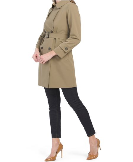 Just ordered this chic trench to try!   #LTKsalealert #LTKworkwear