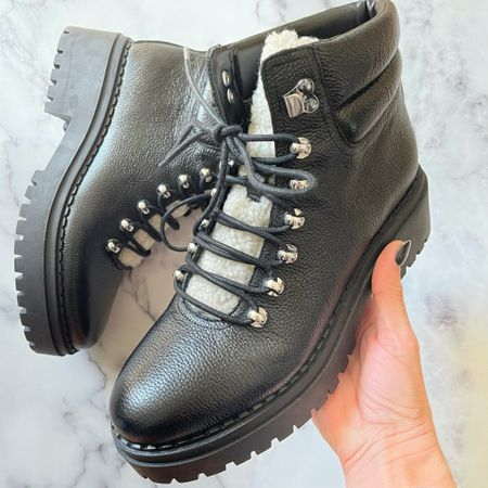 Marc Fisher hiking boots 25% off with code 25FRIENDS #boots #fallboots #falloutfits   #LTKGiftGuide #LTKSeasonal #LTKshoecrush