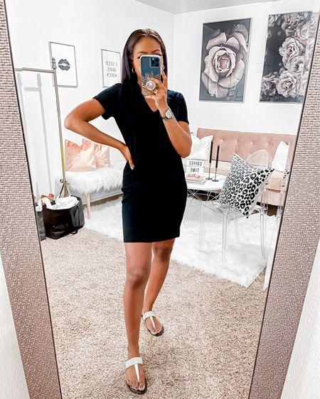 http://liketk.it/3gP1c #liketkit @liketoknow.it Target, Target Style, found it on Amazon, Amazon fashion, mvmt, accessories, jewelry, knot bracelet, taupe watch, hoop earrings, summer dress, t-shirt dress, platform sandals, flat sandals, cork sandals   #LTKunder50 #LTKstyletip #LTKtravel