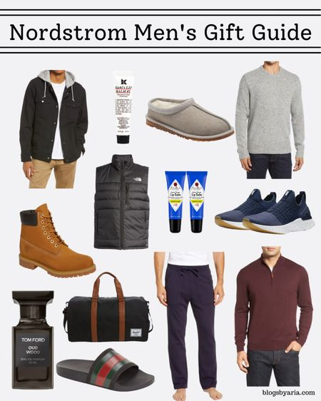 Nordstrom gift guide for men one of my favorite places to shop for the guys on my list is Nordstrom!   #LTKGiftGuide #LTKmens