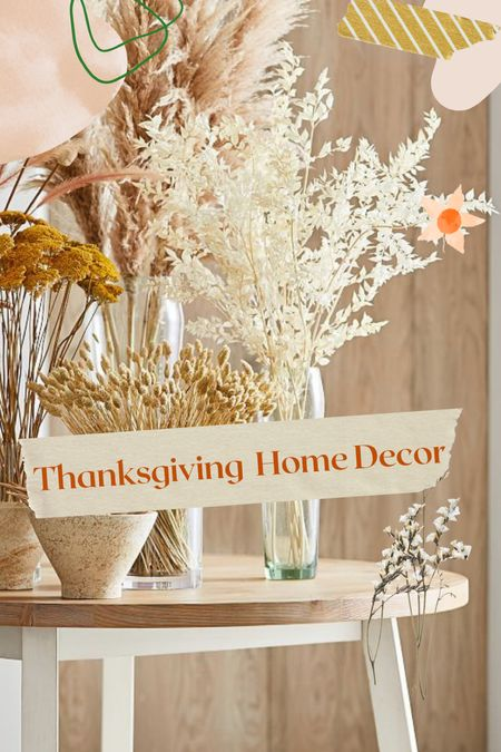 Thanksgiving  Home decor Decoration  Living room Kitchen decor Wreaths   #LTKSeasonal #LTKGiftGuide #LTKHoliday