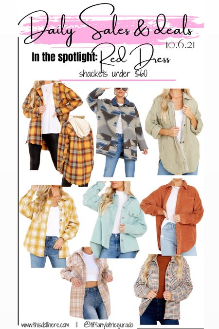 Shacket, fall fashion, fall,  #LTKSeasonal #LTKstyletip