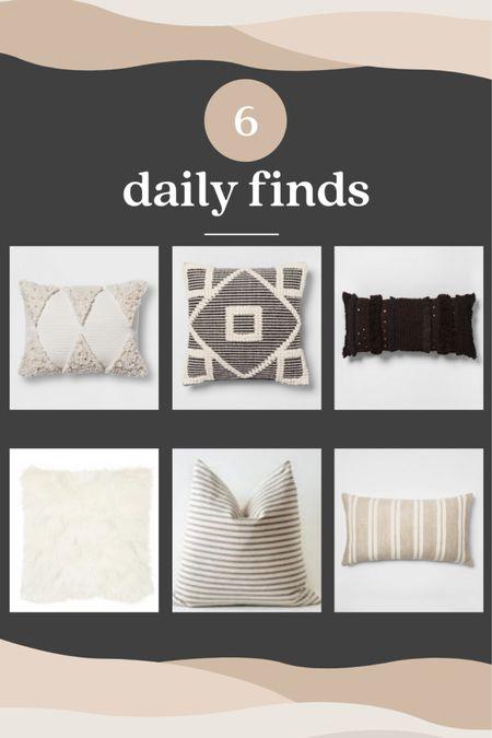 Pillowcases for the bedroom and living room - neutral colors   #LTKunder50 #LTKsalealert #LTKhome