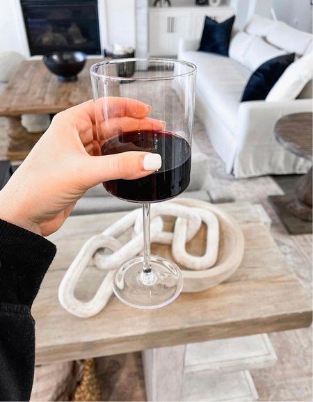 Amazon wine glasses on sale!   #LTKsalealert #LTKunder50 #LTKGiftGuide