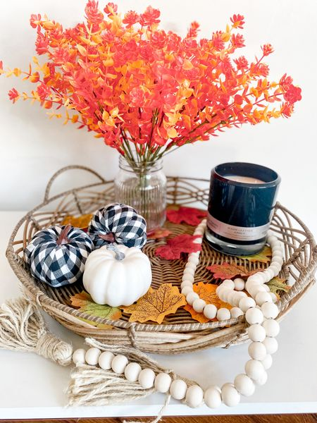 @walmart Fall Home 👏👏👏 #ad So many beautiful pieces to make your home look festive & beautiful for the holidays!! Already affordable & tons of options on sale as well!!  #walmarthome     #LTKSeasonal #LTKHoliday #LTKhome