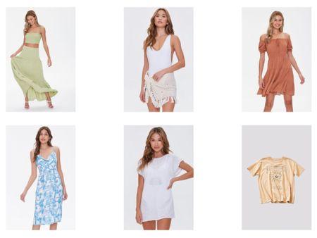 Forever 21, summer styles, LIKEtoKNOW.it sale http://liketk.it/3hsXs #liketkit @liketoknow.it #LTKsalealert #LTKunder50 #LTKsale21