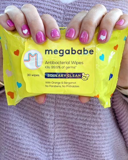 http://liketk.it/37yt6 #liketkit @liketoknow.it #LTKbeauty #LTKunder50 #LTKfamily @liketoknow.it.family Screenshot this pic to get shoppable product details with the LIKEtoKNOW.it shopping app #megababe #targetbeauty #ultabeauty #handsanitizer #antibacterialwipes #megababe #cleanbeauty
