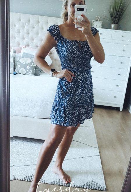 Summer dress | 4th of july fashion| independence day http://liketk.it/3iH3j @liketoknow.it #liketkit #ltkseasonal #competition #LTKstyletip #LTKunder50 #LTKwedding #LTKworkwear #LTKtravel Download the LIKEtoKNOW.it app to shop this pic via screenshot