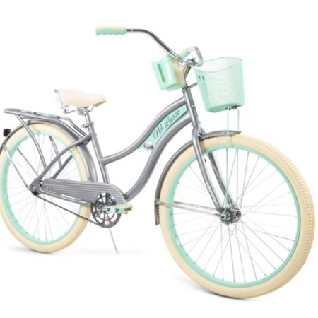 Here's what I want for Mother's Day! Comes with the basket at all!! This bike is just dreamy😍😍 http://liketk.it/2NWQH #liketkit @liketoknow.it