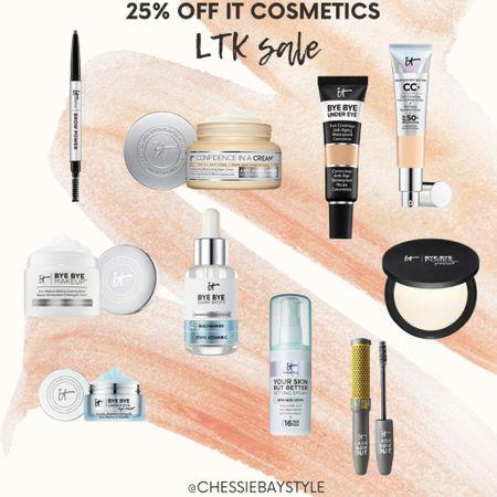 25% off at it Cosmetics!     #LTKstyletip #LTKsalealert #LTKSale