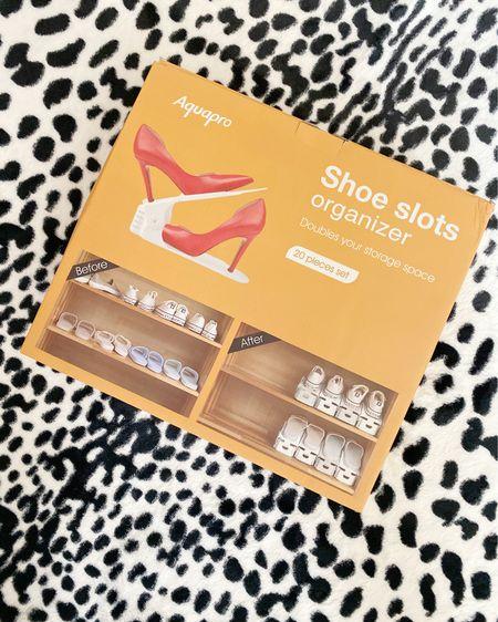 Amazon Finds shoe storage and organization http://liketk.it/3fWSH #liketkit @liketoknow.it #LTKshoecrush #LTKhome #LTKstyletip