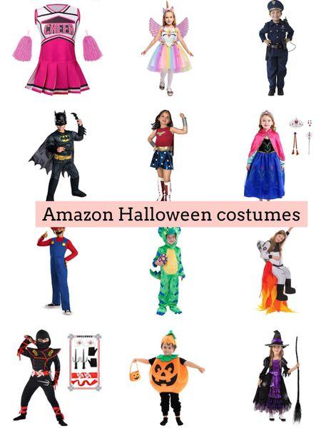 Kids Halloween costumes   #LTKSeasonal #LTKunder50 #LTKstyletip