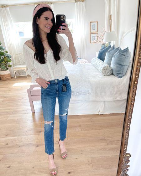 Love these new Paige jeans! So flattering. Wearing a 26. http://liketk.it/3h74Z #liketkit @liketoknow.it