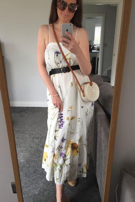 Summer outfit, summer trends, summer 2021, H&M floral dress, H&M floral skirt, H&M floral maxi dress, yellow, yellow jumper, knitwear, spring knitwear, spring transition outfit, H&M, H&M jumper, H&M jeans, knitwear outfit, joggers outfit, lilac outfit, lilac joggers, Lee jeans, H&M floral skirt, floral dress http://liketk.it/3erAT #liketkit @liketoknow.it @liketoknow.it.europe #LTKeurope #LTKunder50 #LTKstyletip