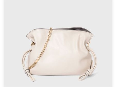 This $28 bag is a great look for less option for a designer bag that is $1350!