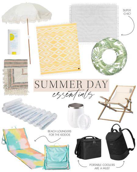 Summer beach and pool essentials! Floats, sunscreen, colors and everything else you'll need this summer @liketoknow.it http://liketk.it/3gKHp #liketkit #LTKswim #LTKsalealert #ltkseasonal