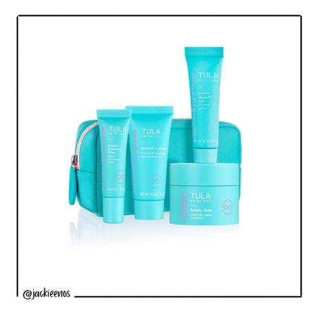 Tula mini skincare kit http://liketk.it/3bfjR #liketkit @liketoknow.it #LTKbeauty #LTKsalealert #StayHomeWithLTK